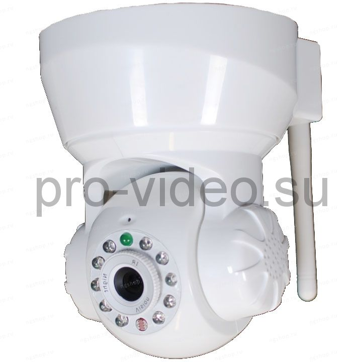 Видеокамера с аудио каналом G-541P WiFi Audio