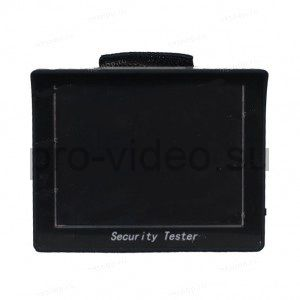 Тестер для видеонаблюдения
