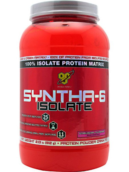 Syntha-6 Isolate 900 гр, BSN