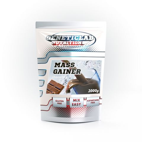 Mass Gainer 1000 гр, Genetic Lab Nutrition
