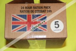 ИРП армия Великобритания (коробка)