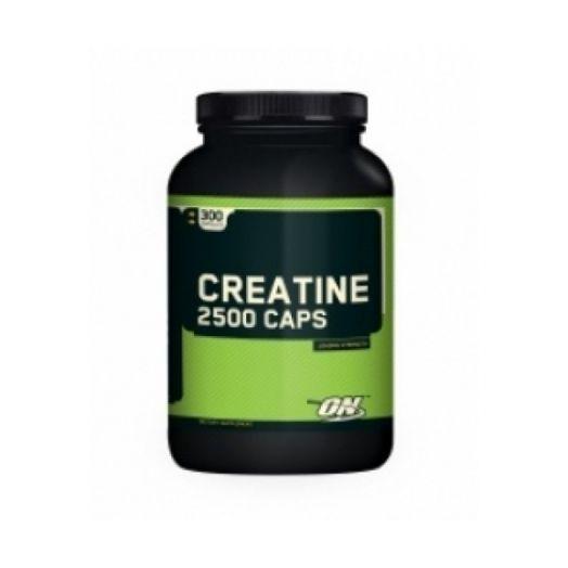 Creatine 2500 Caps Creatine 2500 Caps Креатин, 300 капсул, от Optimum Nutrition