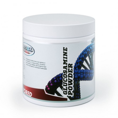 Glucosamine Powder, 300 гр от Genetic Lab