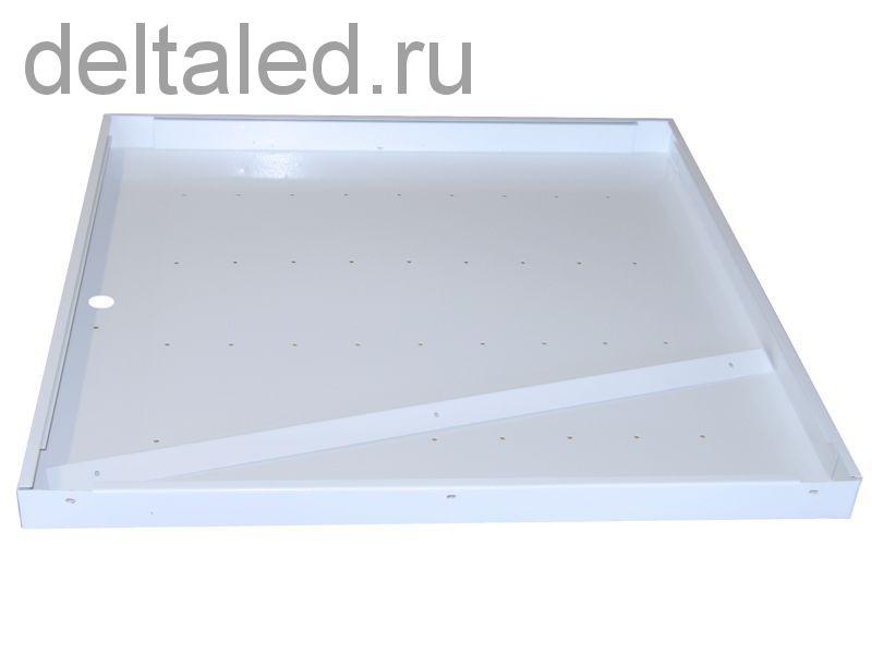 Корпус для светодиодного светильника, сталь 0,5 мм, порошковая окраска. Россия