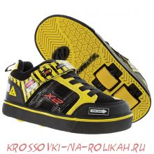 Роликовые кроссовки Heelys Bolt X2 770794