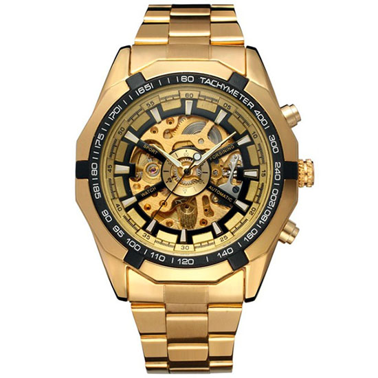 SKELETON LUXURY GOLD