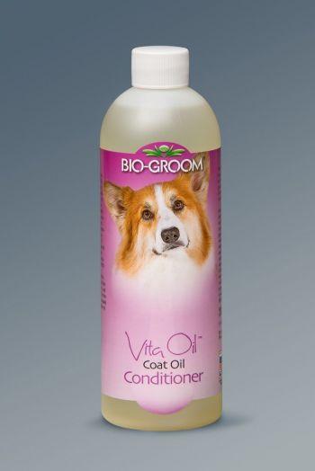 Bio-Groom Vita Oil. Масляный кондиционер для собак