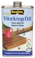 Масло Rustins Worktop Oil - 500ml