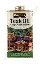 Масло Rustins Teak Oil - 500ml