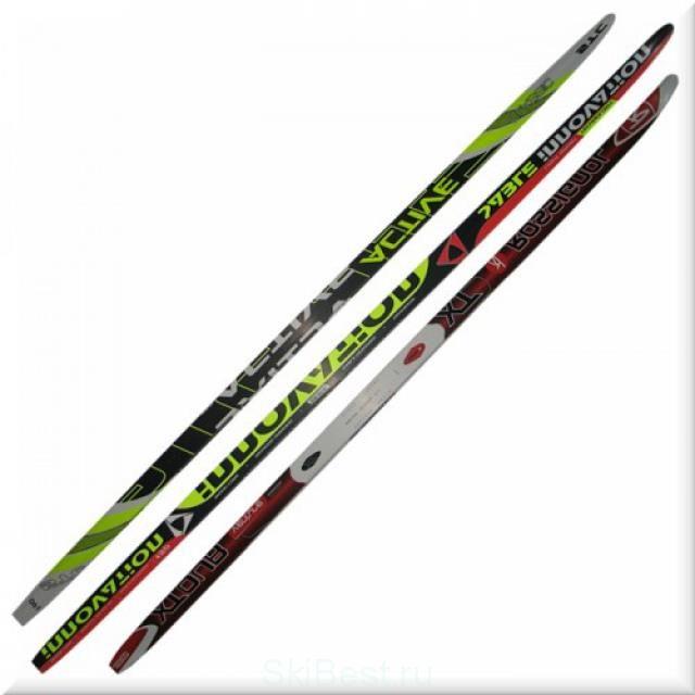 Лыжи беговые 150-160  STC SABLE