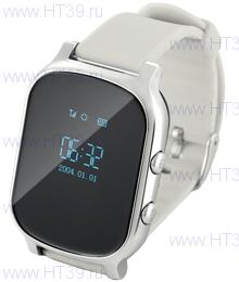Часы Smart Baby Watch T58 Silver