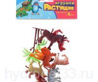 растущие игрушки