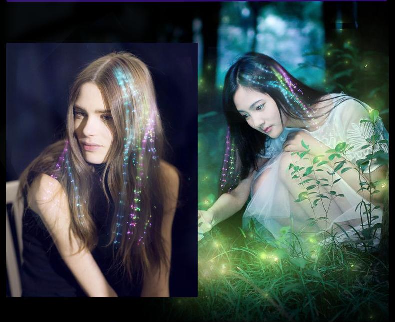 LED светодиодные косы L-001