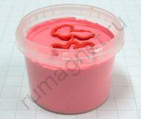 Купить детский кинетический песок розового цвета