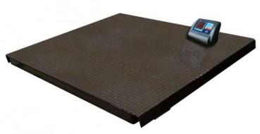 Весы платформенные МИДЛ МП 1000 ВЕДА Ф-1 (200/500; 800х1000) «Циклоп 12»