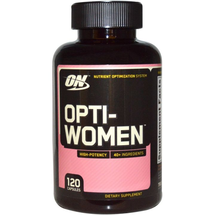 Витамины Opti-Women (Optimum Nutrition) 120 табл.