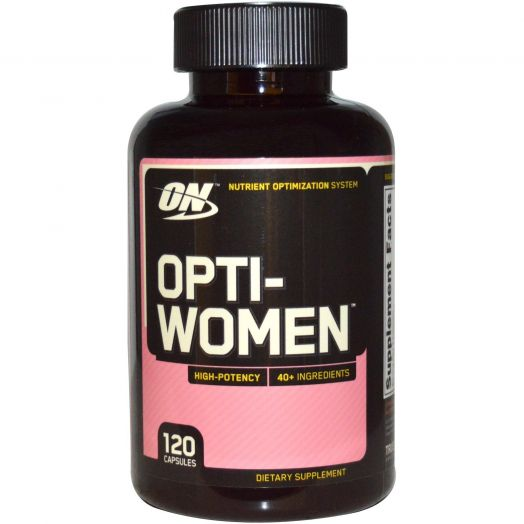 Витамины Opti-Women (Optimum Nutrition)