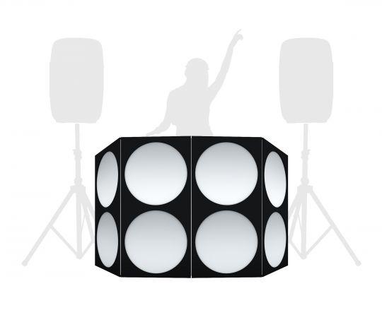 Ширма для DJ DF003