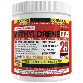 Предтренировочный комплекс Methyldrene25 45п. (Cloma Pharma)