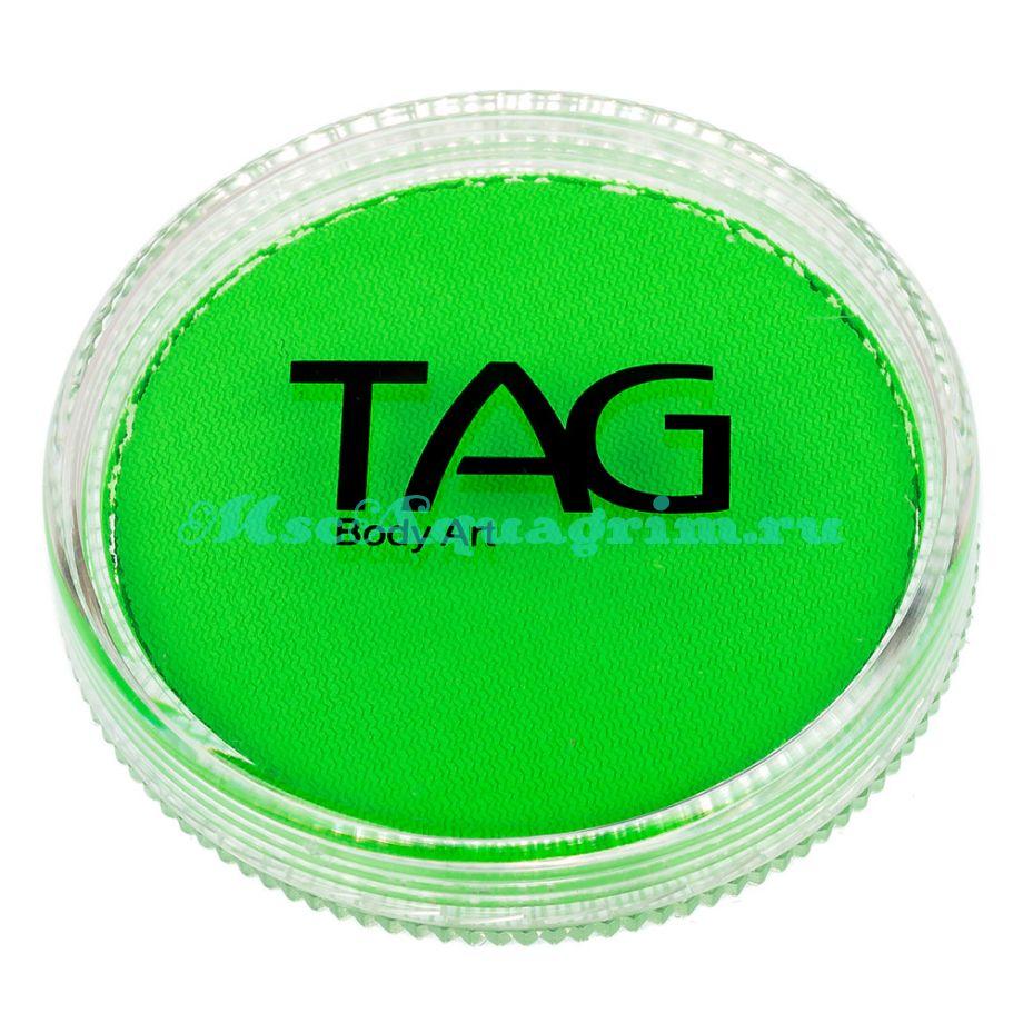 Аквагрим TAG Неоновый Зеленый