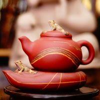лягушка на чайнике