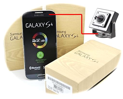 4G Samsung Реалвизор-микро