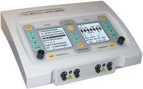 «Мустанг-ФИЗИО МЭЛТ-2К», аппарат многофункциональный электротерапевтический двухканальный для амплипульс, диадинамо, интерференц, СМТ, электросон, гальвано, электрофорез, электроанальгезии и флюктуоризации