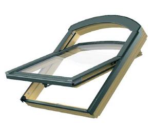Арочное окно FTP/B Z6