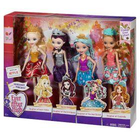 Набор из 4 кукол Эвер афтер хай