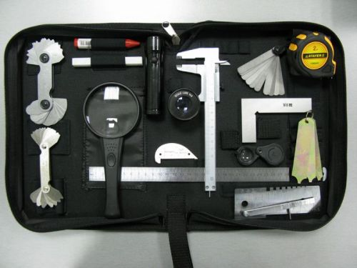 Визуальный и измерительный контроль