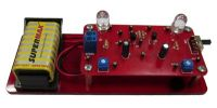 электронный конструктор светодиодная мигалка Лартмастер