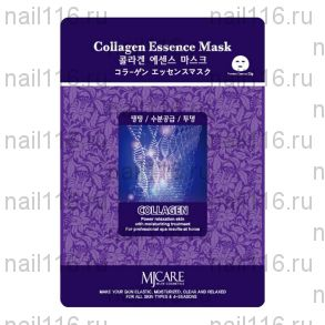 МЖ Essence Маска тканевая коллаген Collagen Essence Mask