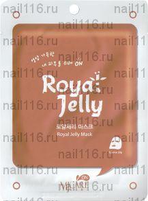МЖ MJ CARE Маска тканевая с маточным молоком MJ on Royal Jelly mask pack