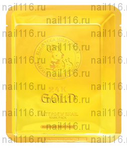 ЕЛЗ 24k Gold Маска для лица улиточная 24k Gold Water Dew Snail