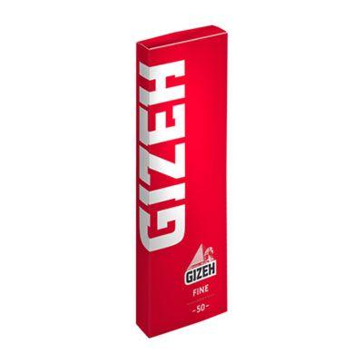 Сигаретная бумага Gizeh Red