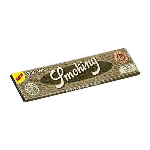 Сигаретная бумага «Smoking» King Size Organic
