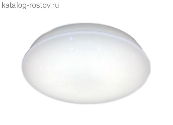 Светильник потолочный (LED) Saturn 60W с пультом IP44 без канта Maysun