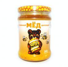 Мед Натуральный Цветочный 340г