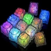 Кубик со светодиодной подсветкой/ RGB / с кнопкой