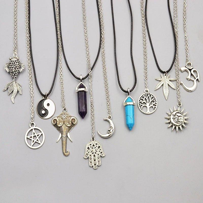 Necklaces pendants