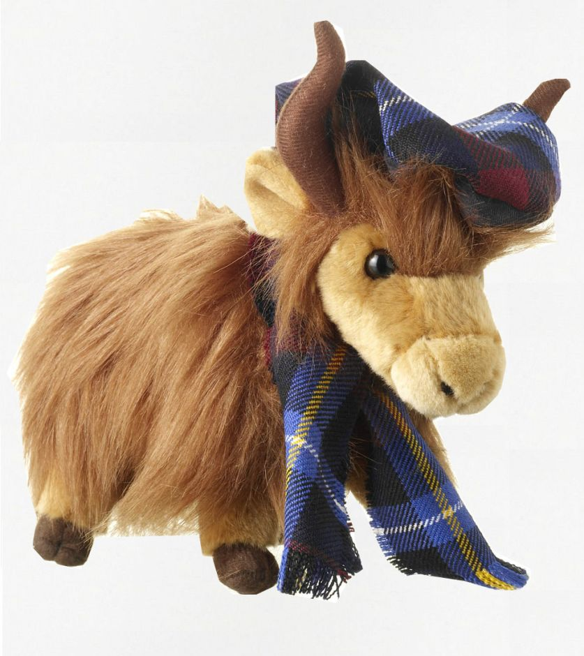 Мягкая игрушка медведь Teddy/плюшевая корова (ручная работа)