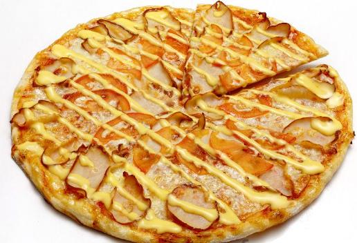 Пицца «Цыпленок и сыр»