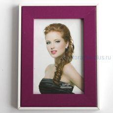 Рамка для фото 9x13 A96 (цвет: фиолетовый)