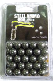 Стальные шарики диаметром 10 мм. для рогатки