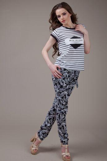 Женские брюки вискоза