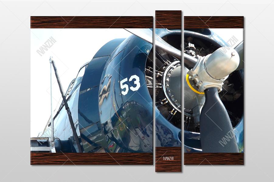 Двигатель самолёта Grumman Avenger