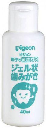 Pigeon Гель для чистки молочных зубов Pigeon 6+ мес.