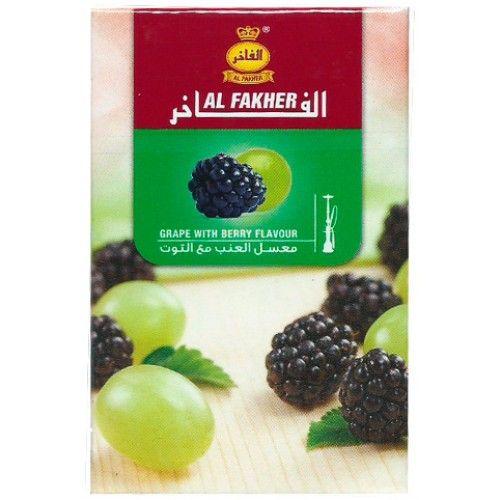 Al Fakher - Ежевика с виноградом