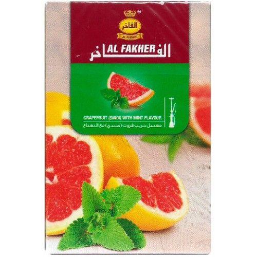 Al Fakher - Грейпфрут с мятой