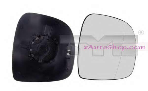 MERCEDES VITO;VIANO (W639) 01.03 - 10.10 :Вклад зеркала внешнего правый (с подогревом, стекло асферич.)